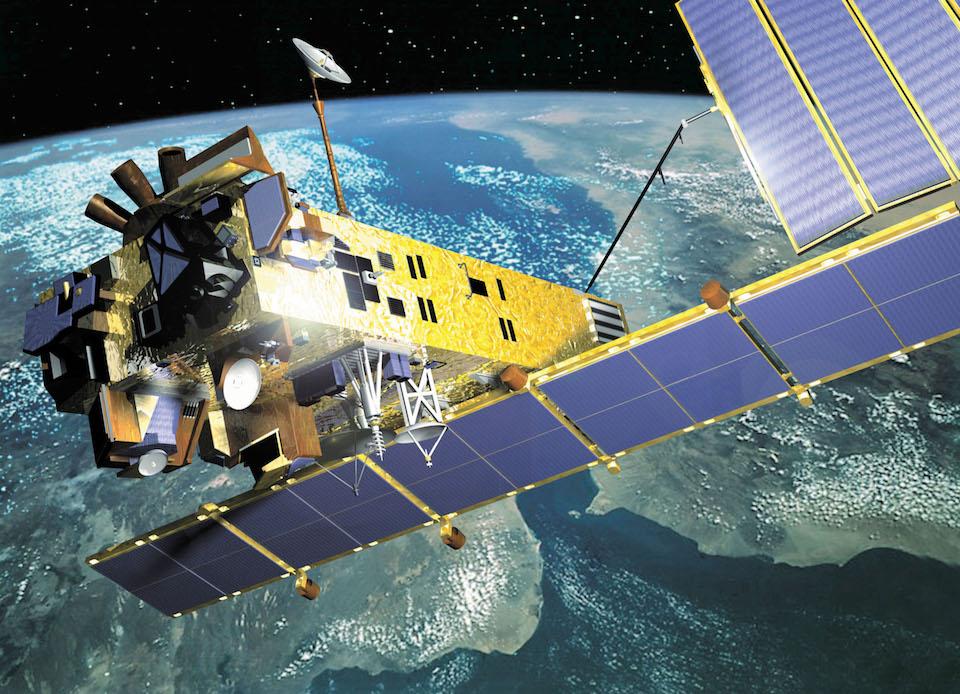 El Envisat, el entonces satélite más sofisticado de observación de la Tierra, se da por perdido en 2012