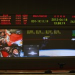 Los chinos logran el acoplamiento manual de sus naves y su módulo orbital: 24 de junio de 2012
