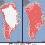 Groenlandia se derrite