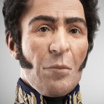 El verdadero rostro de Simón Bolívar