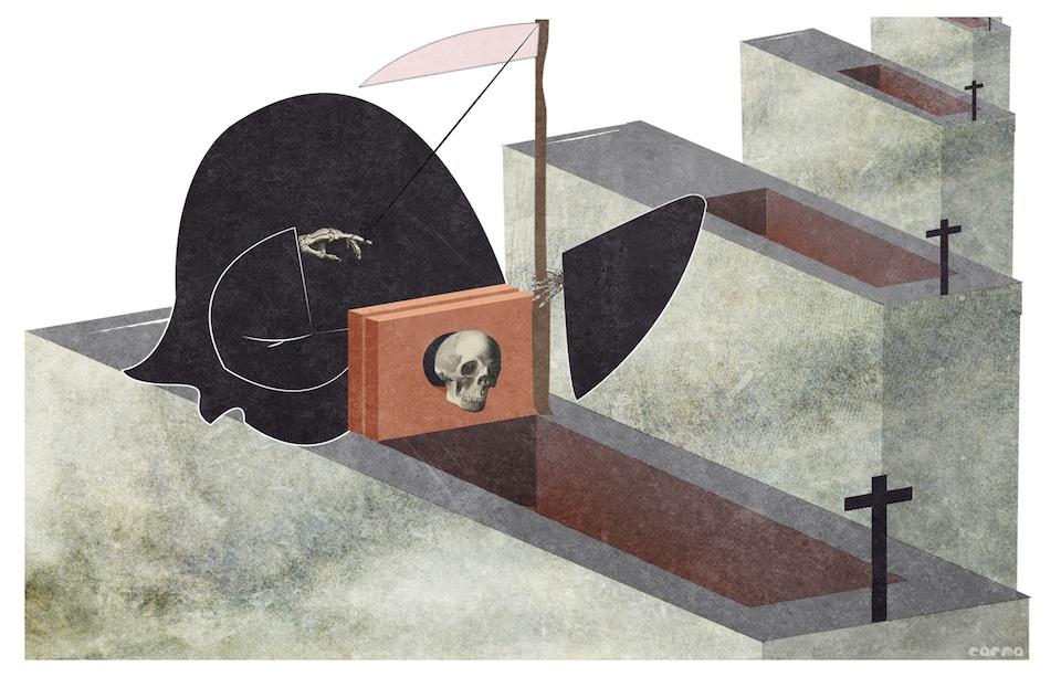 Muerte por guillotina