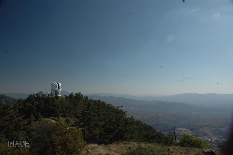 Observatorio Guillermo Haro Barraza