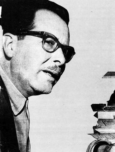 Guillermo Haro, gran impulsor de la astronomía en México, nacido el 21 de marzo de 1913