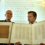 Ingresan en internet una Biblia manuscrita del Siglo IV: Codex Sinaiticus, empiezan el 21 de julio de 2008