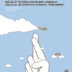 Douglas Corrigan: Cruzar en 1938 el Atlántico por error… Y en avioneta