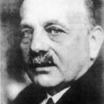 Gustav George Embden, descubridor del papel del higado en el metabolismo
