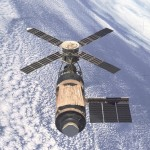 La segunda misión para ocupar el Skylab, en 1973 y su récord de permanencia en el espacio