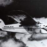 Primera vuelta al mundo en avión, en solitario, 22 de julio de 1933