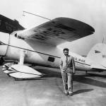 Wiley Hardeman Post, un aviador tuerto con muchos records