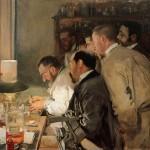 Joaquín Sorolla, máximo representante del iluminismo en la pintura. y ¡Aún dicen que el pescado es caro!