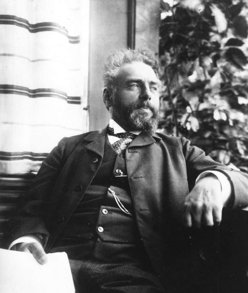 Henrik Pontoppidan, 1905