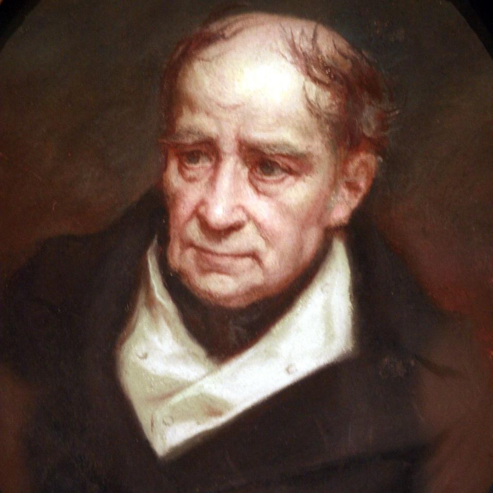 Jozef Maria Hoëné Wronski, de Laurent Charles Maréchal, 1845
