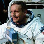 Neil Armstrong, el primer hombre en pisar la Luna