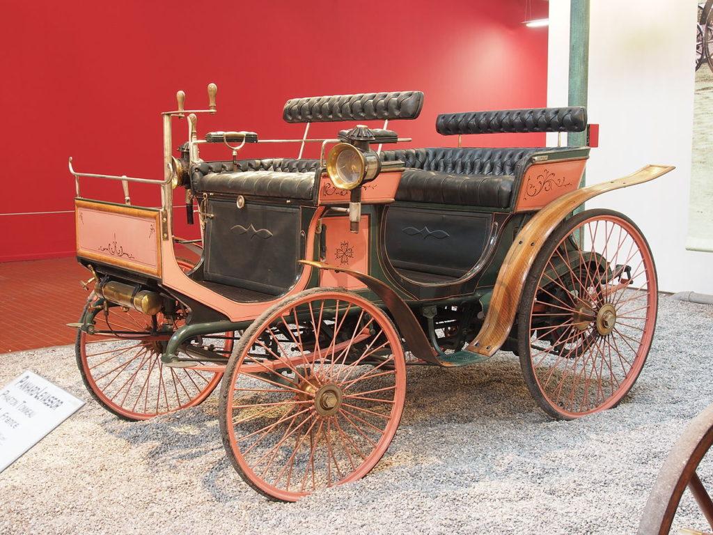 Peugeot Phaetonnet tipo 8- Cité de l'Automobile, Musée national de l'automobile, Collection Schlumpf, Mulhouse, France
