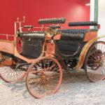 La primera placa de automóvil, en el París de 1893
