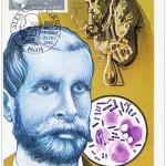 Alexandre Yersin, primero identificar los bacilos de la peste bubónica, luego hacer una vacuna