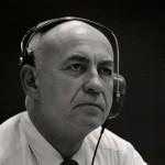 Robert Gilruth, creador del programa Apolo que llevó al hombre a la Luna