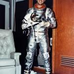 Alan Shepard, el primer astronauta estadounidense, el segundo en el mundo