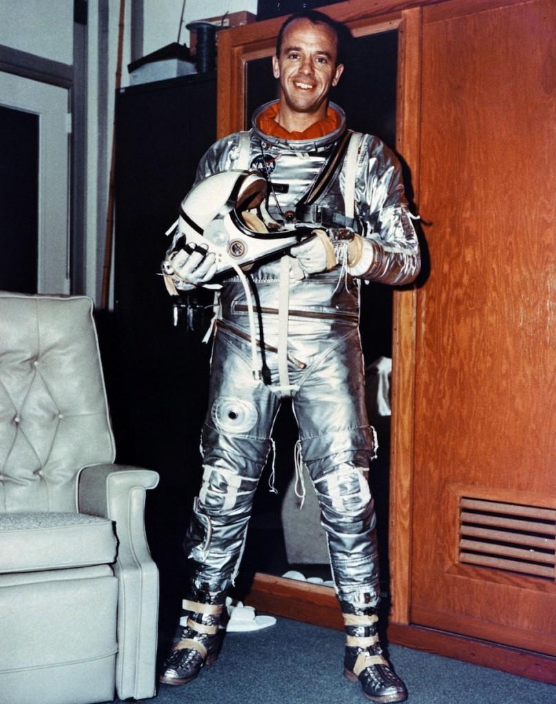 Alan Shepard- NASA