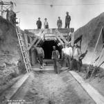 El 5 de noviembre de 1913 se inauguró el entonces acueducto más grande del mundo, el de Los Ángeles