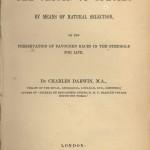 """El 24 de noviembre de 1859, se publica la primera edición de """"El Origen de las Especies"""""""