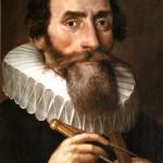 Johannes Keppler, creador de la Teoría Heliocéntrica, fundador de la astronomía moderna