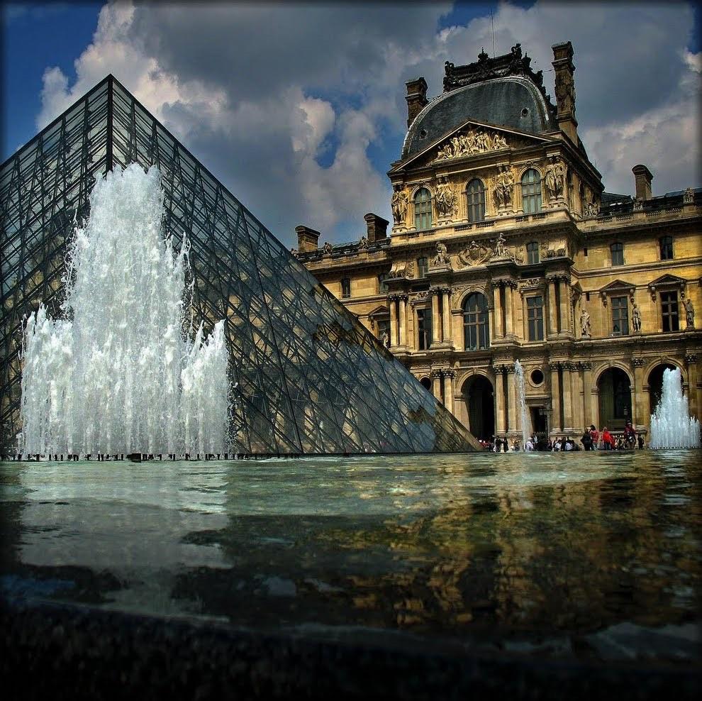 Museo del Louvre, Ala Richelieu
