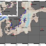 Miden el impacto medioambiental del accidente nuclear de Chernobyl en el mar Báltico