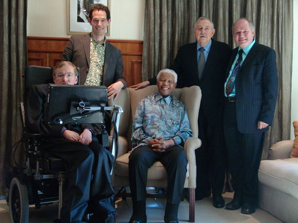 Hawking y Mandela- Ted