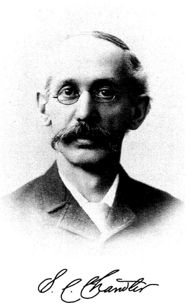 Seth Carlo Chandler