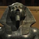 El 18 de enero de 2004 se encontraron más de 1,000 piezas egipcias hundidas en el Mediterráneo