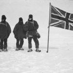El Polo Sur magnético, alcanzado el 16 de enero de 1909
