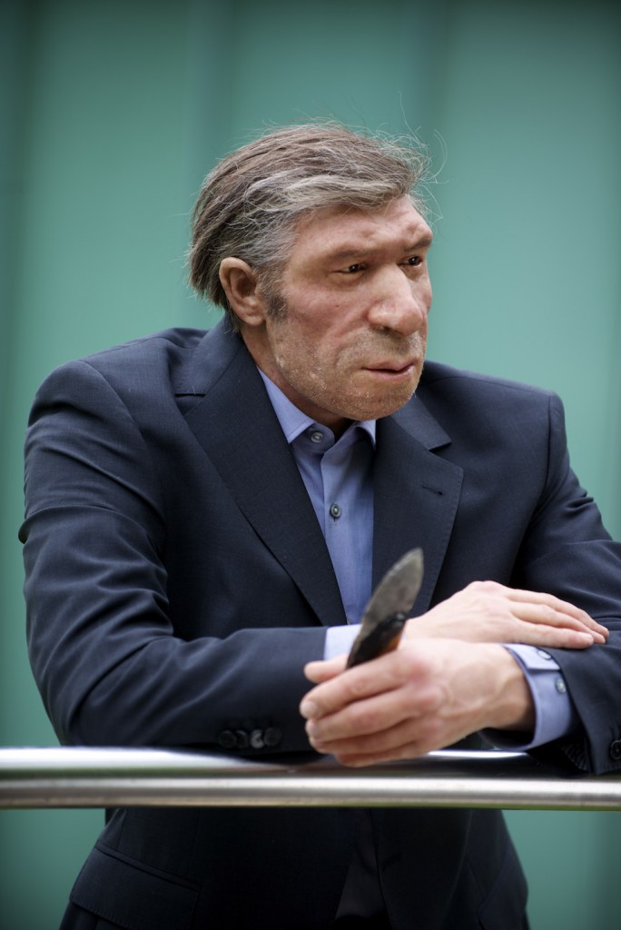 Neandertal ejecutivo- Neanderthal Museum, H Neumann