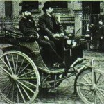Primer automóvil, el Motorwagen