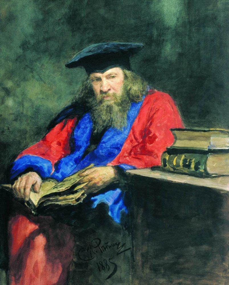 Mendeléyev, creador de la Tabla Periódica de los Elementos. No todo estaba descubierto