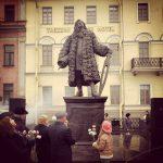Domenico Trezzini, el primer constructor del San Petersburgo Imperial