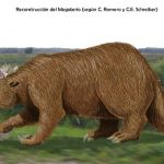 """Presentan al """"megaterio"""" un perezoso gigante del Pleistoceno, exterminado por el hombre: 24 de febrero de 2004"""
