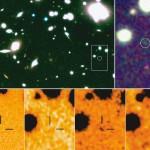 La galaxia Abell 1835 IR 1916 la más lejana observada, del 1 de marzo de 2004, al 23 de octubre de 2013