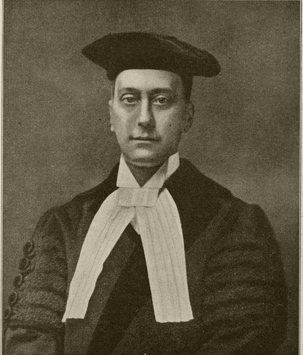 Ernst Julius Cohen
