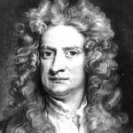 Isaac Newton, padre de la Física moderna, descubridor de la Ley de la Gravedad