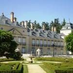 Un incendio destruye parte del palacio de El Pardo: 13 de marzo de 1604
