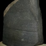 196 a.c., el 27 de marzo inicia el culto a Ptolomeo V, inscrito en la Piedra Rosetta