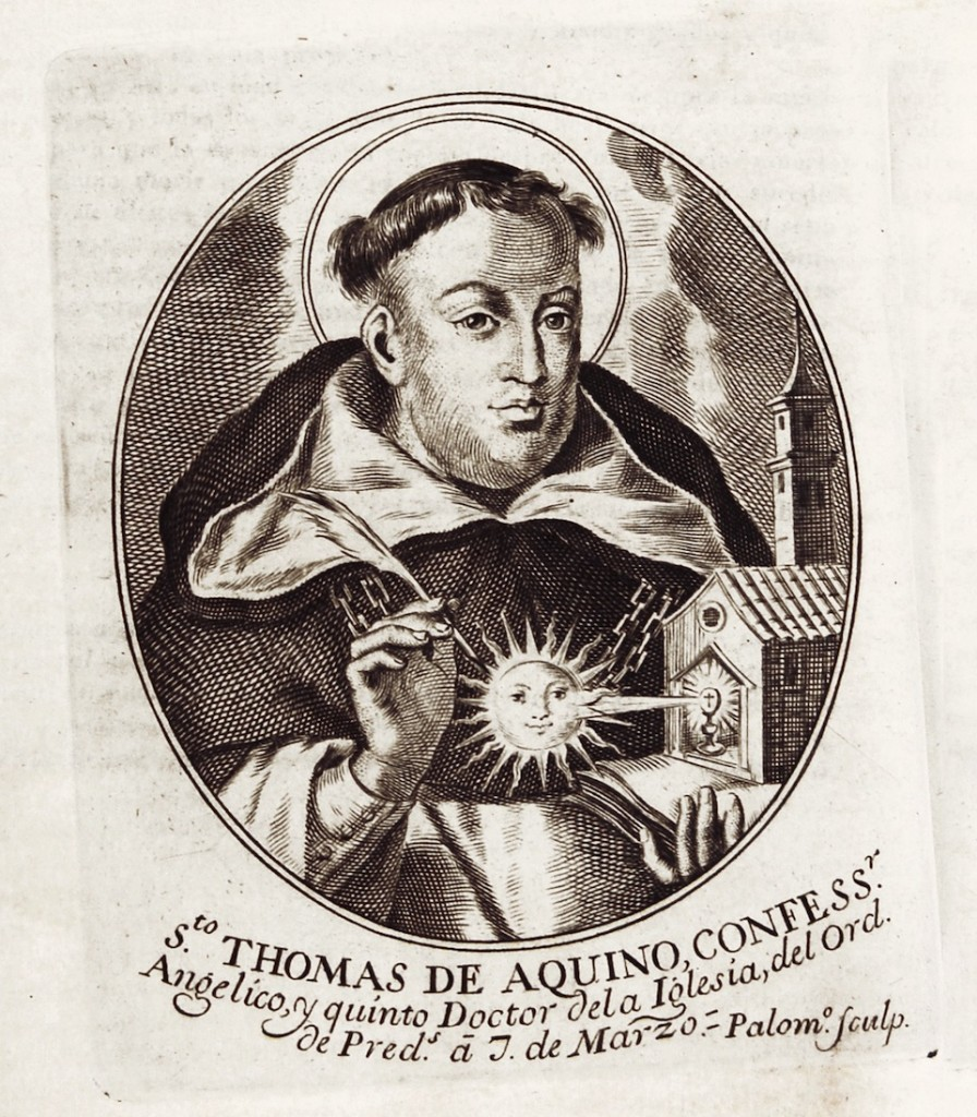 Santo Tomás de Aquino- Museo Dominico, Santiago Chile
