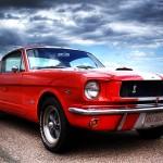 El primer Ford Mustang