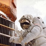 Los primeros mecánicos espaciales: 11 de abril de 1984