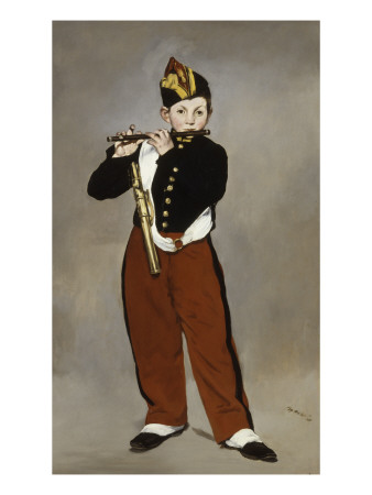 Le fifre, Edouard Manet