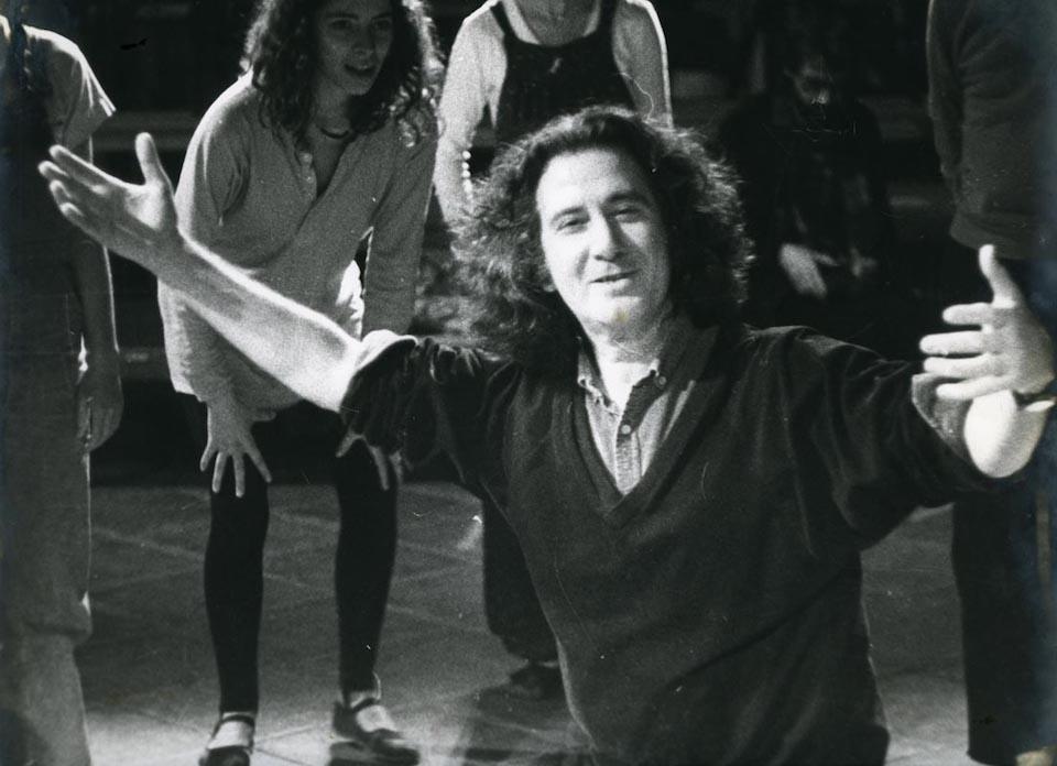 Augusto Boal, 1975, Teatro del Oprimido- Cedoc:Funarte