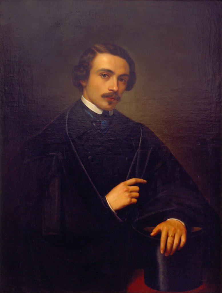Juan Cordero, primer pintor mexicano en hacer un mural con temas no religiosos