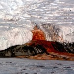 Cascada de Sangre en la Antártida: Microorganismos que respiran hierro, presentados 19 de mayo de 2009