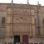 Salamanca, la Universidad más antigua de Europa, fundada en 1218, reconocida en 1254 y avalada en 1255